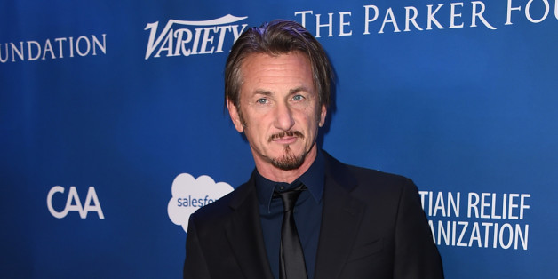 Sean Penn arrives at the 5th Annual Sean Penn & Friends HELP HAITI HOME Gala Benefiting at the Montage Hotel on Saturday, Jan.  9, 2016 in Beverly Hills, Calif. (Photo by Jordan Strauss/Invision/AP)