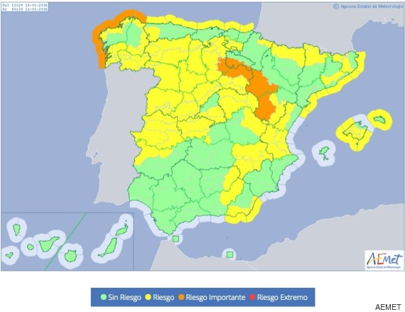 mapa alertas