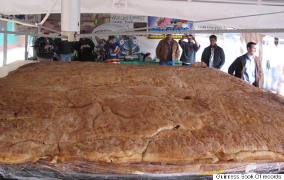 worlds biggest sandwich