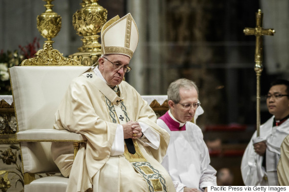 Pope Francis Slams 'Lofty' Judgmental Christians In His First Book As Pontiff