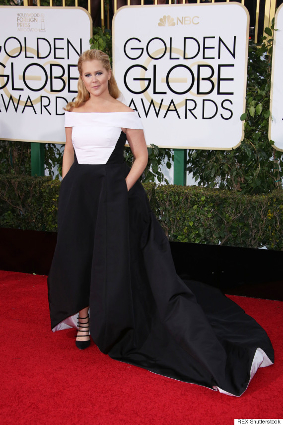 amy schumer golden globes