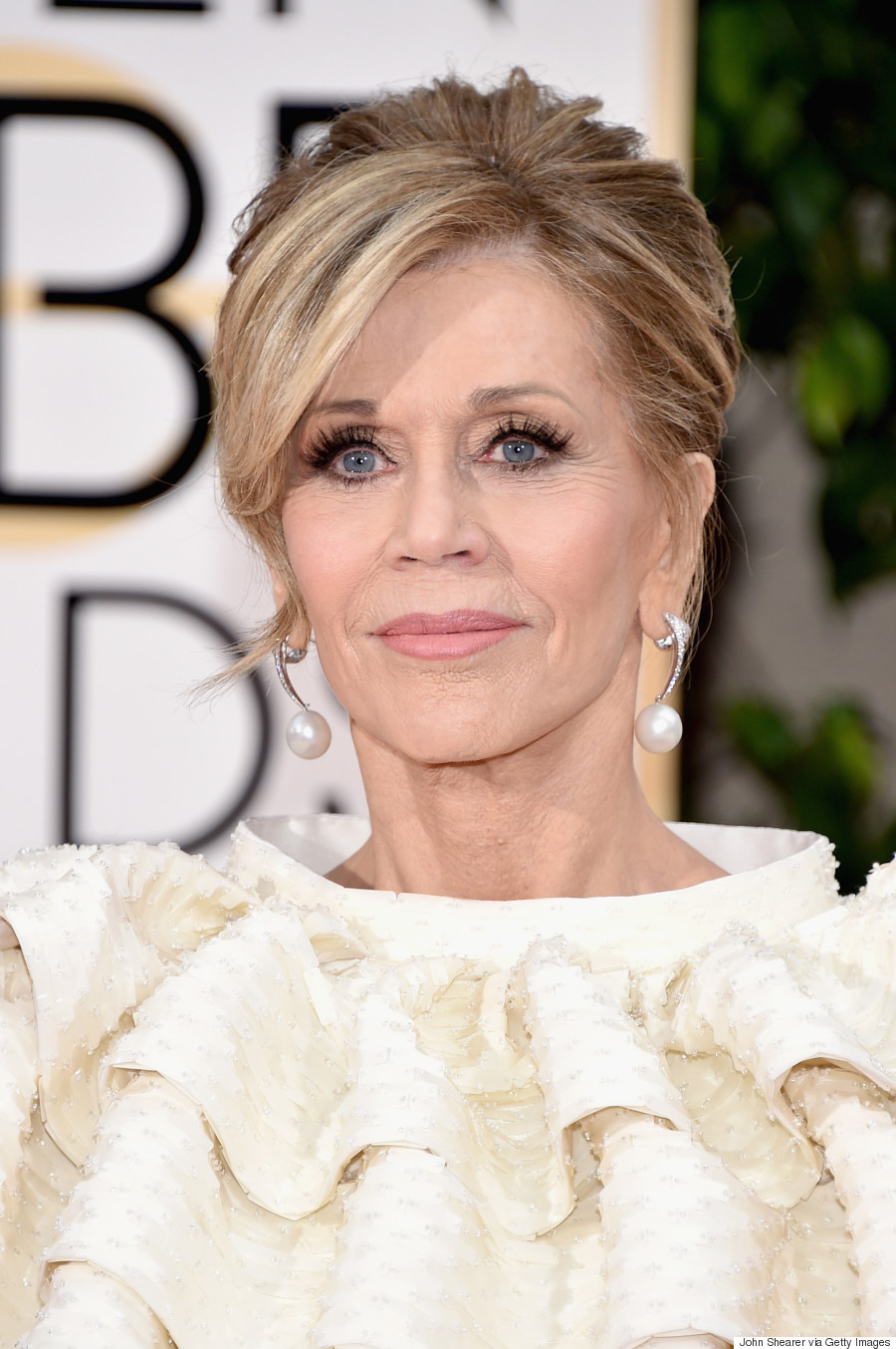 Amazing Jane Fonda Hair Styles 3