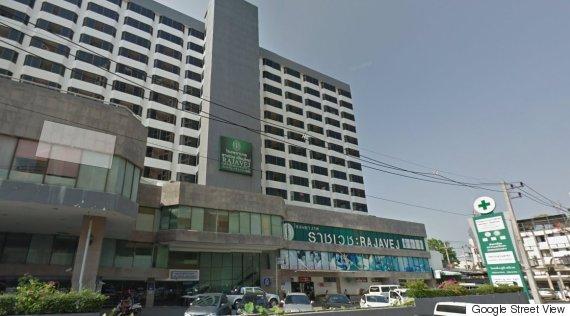 hospital thailand