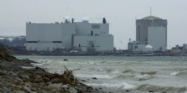 The Darlington nuclear power facility in Clarington, Ont. Ontario Power Generation will unveil plans Monday for a $12.8-billion refurbishment of four nuclear reactors at the Darlington generating station east of Toronto.