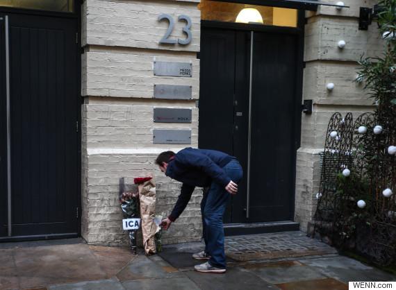 david bowie heddon street