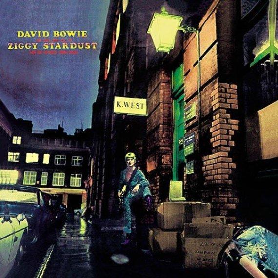 bowie album cover