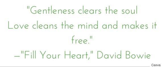 gentleness clears