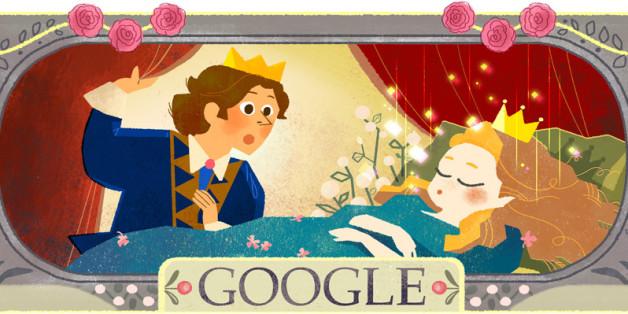 Comment Google a-t-il créé son doodle sur le 388e anniversaire de la naissance de Charles Perrault