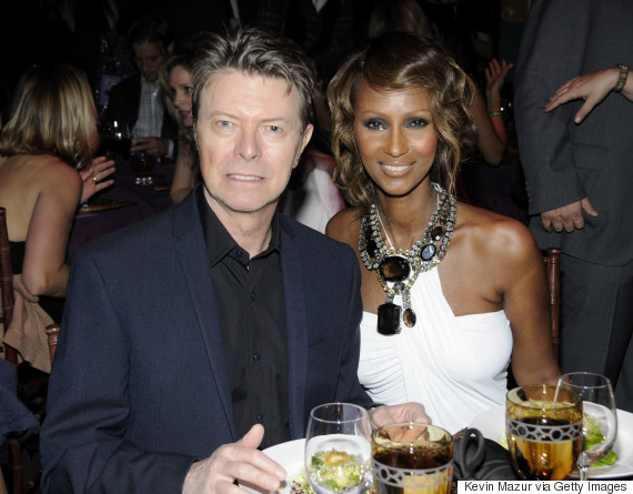 David Bowie Dead: Wife Iman Pays Tribute To Husband In