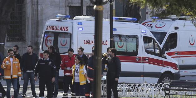 Au moins 15 morts dans une explosion sur un site touristique d'Istanbul le 12 janvier 2016