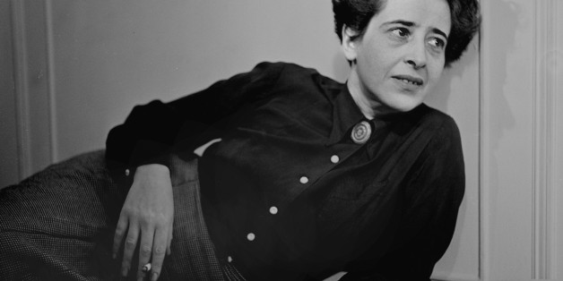 German-born American political theorist and author Hannah Arendt, who will appear on the new A-Level