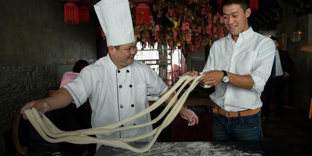 홍콩의 한 식당 (자료사진)