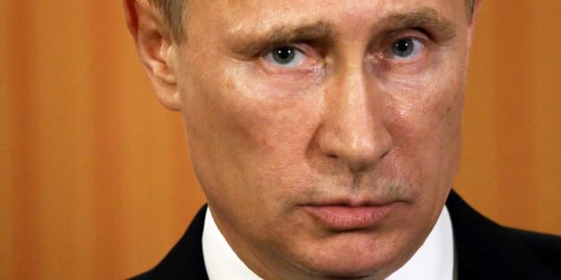 Putin sorgt sich wegen der Erweiterung der Nato nach Osten