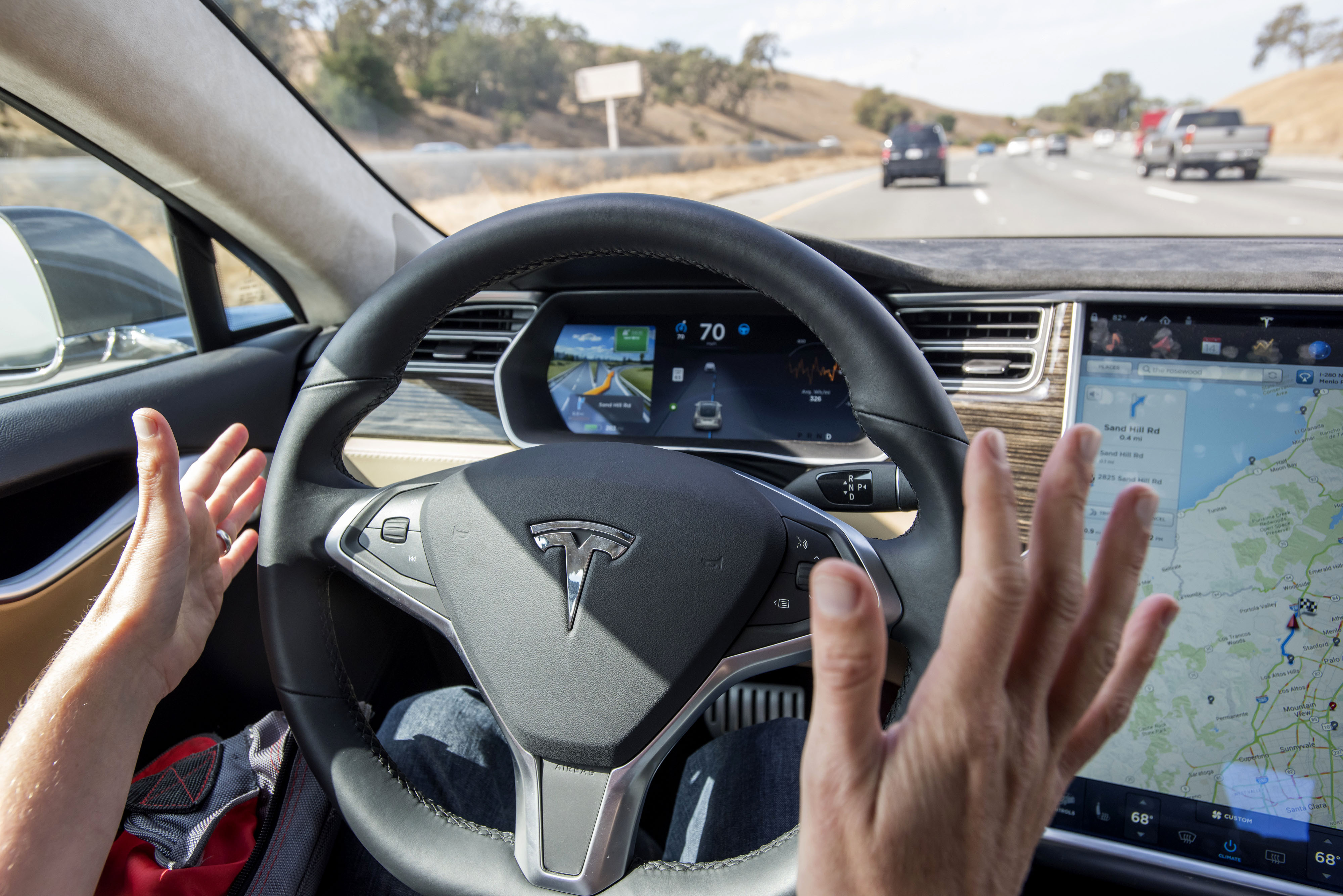 Artificial Intelligence In Self Driving Cars