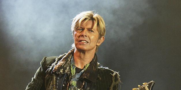 David Bowies Augen Hatten Nicht Dieselbe Farbe Das Ist Der