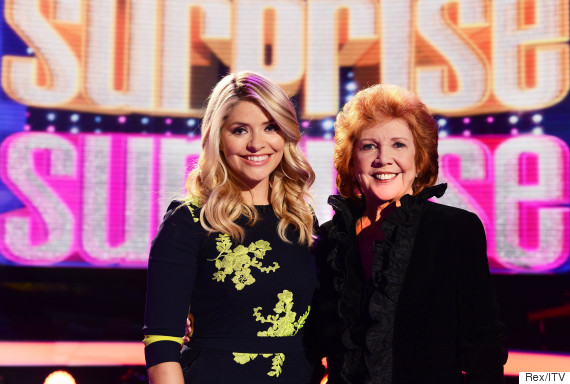 holly willoughby cilla black
