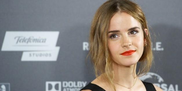 Emma Watson 2015 in Madrid
