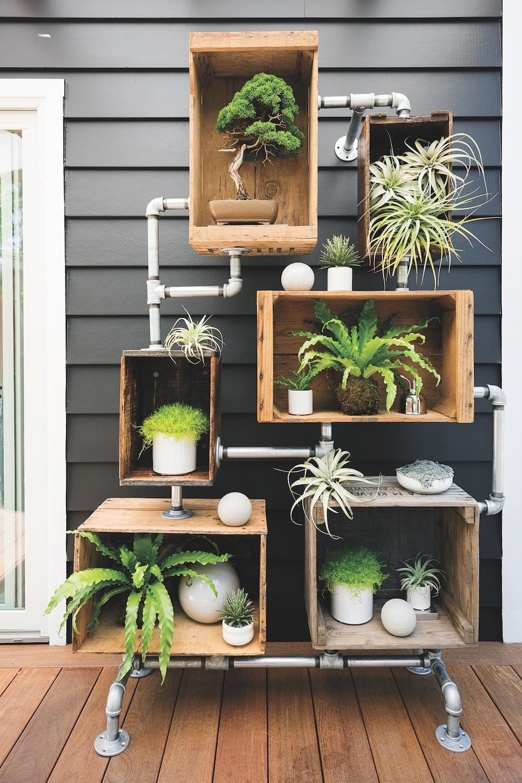 5 id es d co pour les amoureux de la nature le huffington post. Black Bedroom Furniture Sets. Home Design Ideas