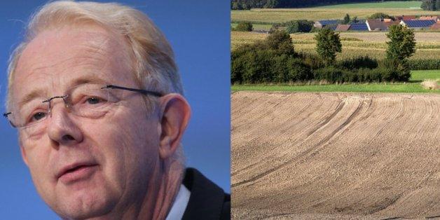 Bayer-Chef Martin Dekkers: Sein Unternehmen vertrieb die Pestizide