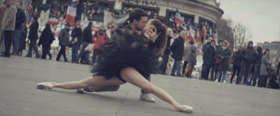 video danse paris