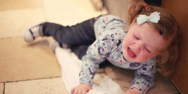 44 Gründe, warum meine Tochter heute einen Wutanfall hatte