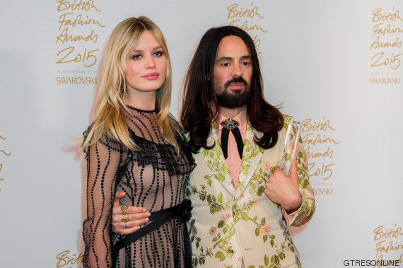 alessandro michele georgia may jagger