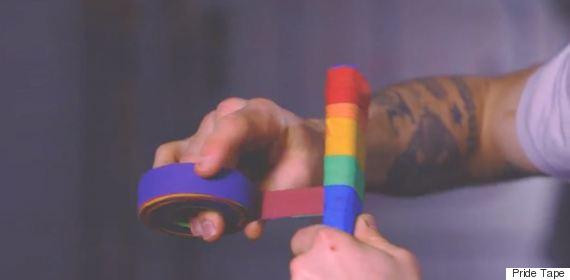 pride tape