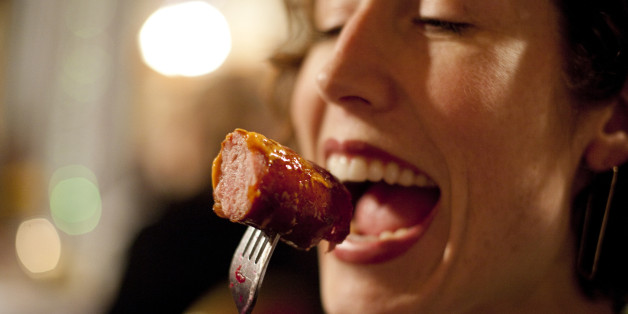 Wie viel Fleisch isst man in eurer Region?