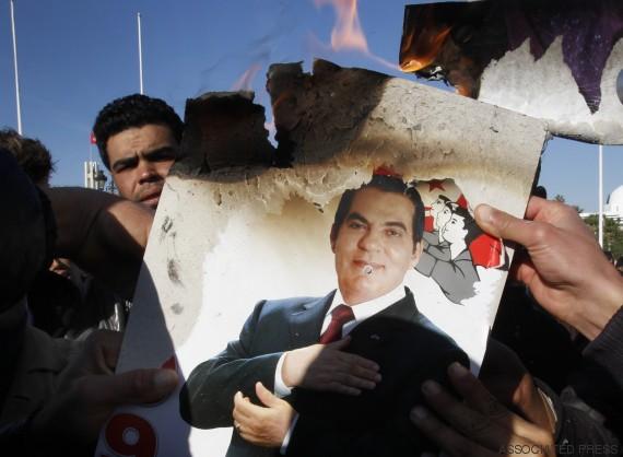 revoluion tunisia