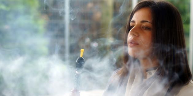 Le fumeur de chicha inhale 25 fois plus de goudron que le fumeur de cigarettes