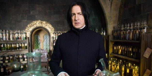 """L'acteur Alan Rickman, alias Severus Rogue dans """"Harry Potter"""", est mort à l'âge de 69 ans"""