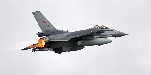 Die Türkei hat zum Vergeltungsschlag ausgeholt: 200 Tote nach Angriffe auf IS-Stellungen (Symbolbild)