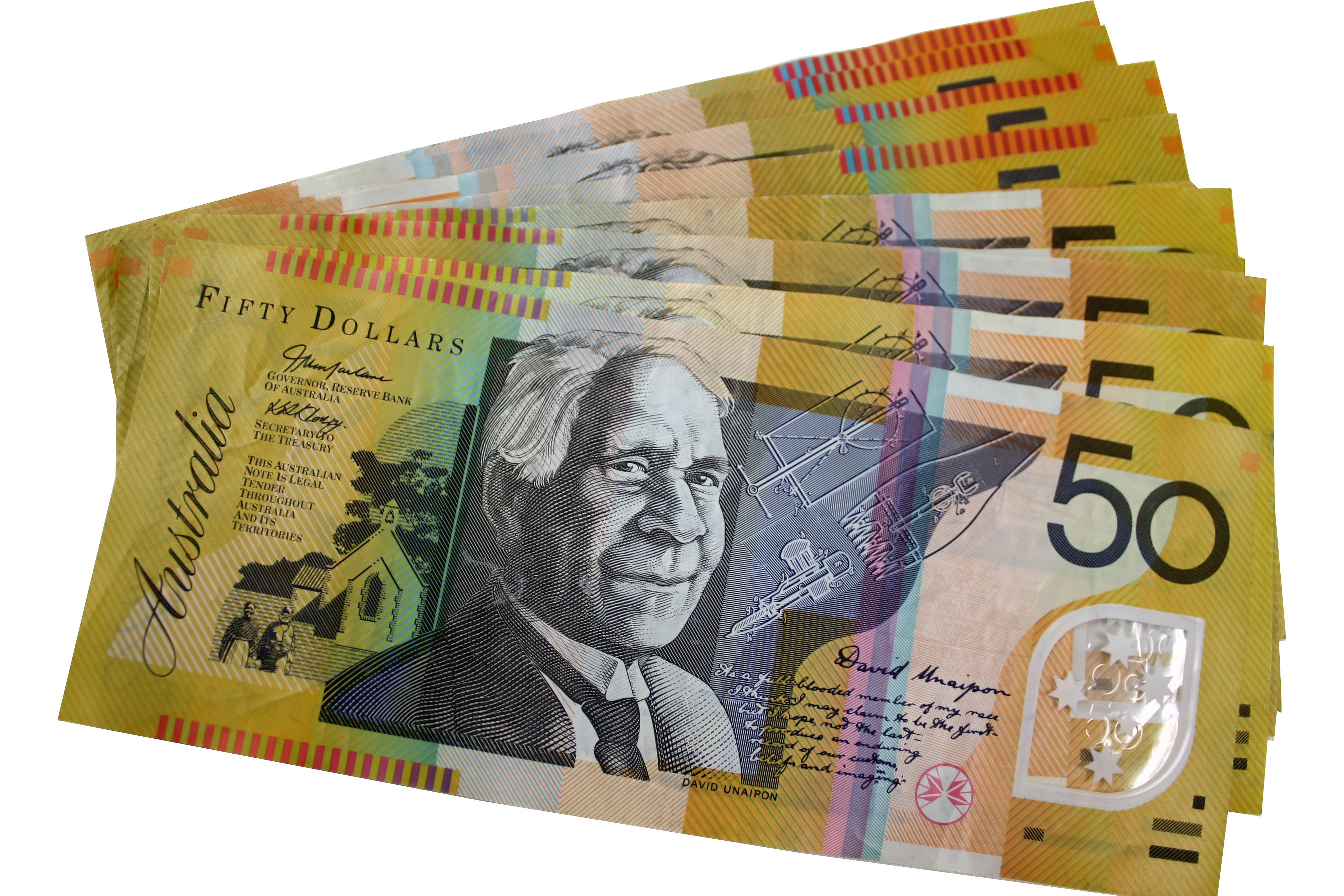 australia plastic money