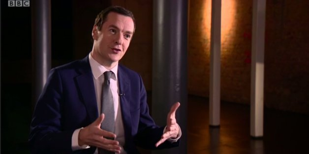 "George Osborne on Newsnight: ""There's no second vote. This is the crucial decision of our lifetimes."""
