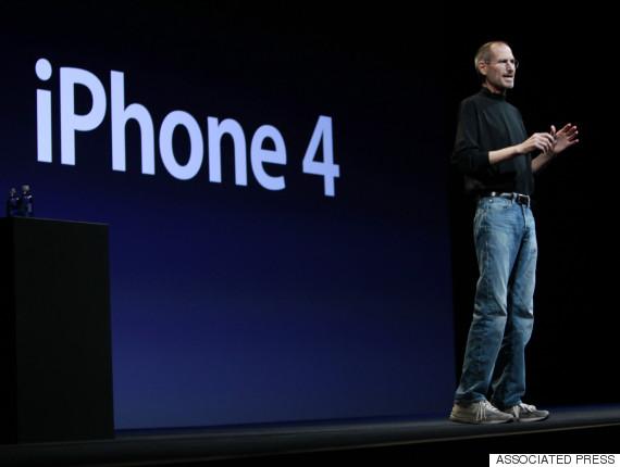 iphone 4 jobs
