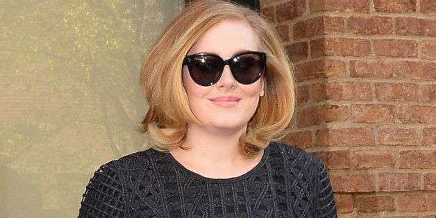 Adele in New York 2015