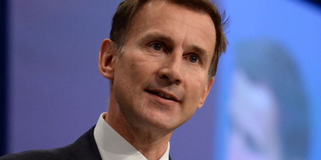 "File photo dated 06/10/15 of Health Secretary Jeremy Hunt, who has said that health officials are ""busting a gut"" to ensure A&E departments will function if junior doctors carry out strike action next month, as he insisted the dispute over the controversial new contract can be resolved."
