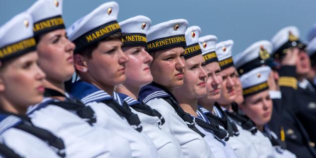 Der Anteil an Frauen bei den Wehrdienstleistenden hat sich seit 2012 verdoppelt.