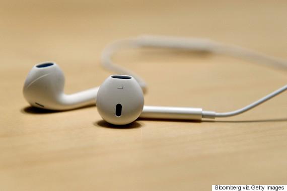 iphone headphone