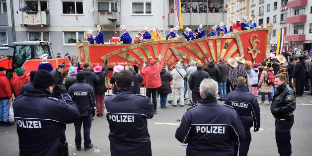 Der Karneval ist ein Sicherheitsrisiko