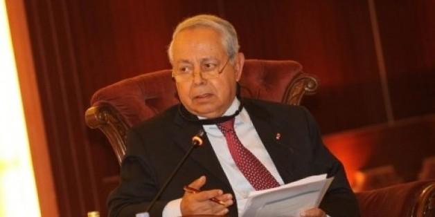 Driss Dahak, secrétaire général du gouvernement