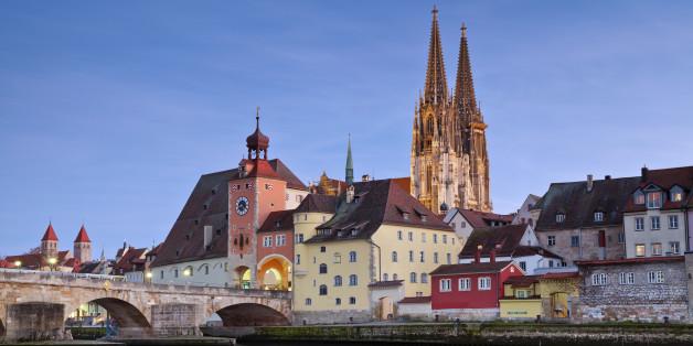 Die Regensburger Altstadt
