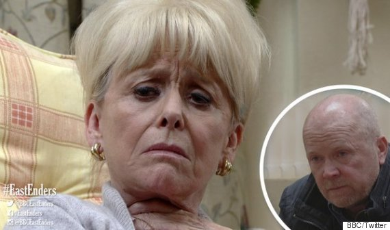 peggy mitchell eastenders