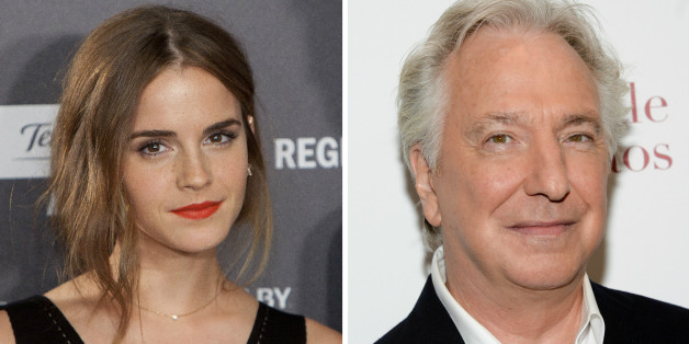 Emma Watson Attacked For Tweeting Alan Rickman Quote Supporting