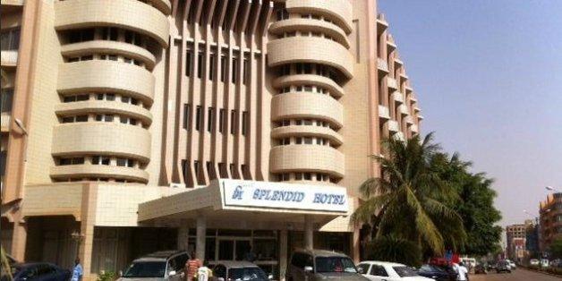 Burkina Faso: l'hôtel Splendid, fréquenté par une clientèle internationale, cible d'une attaque terroriste