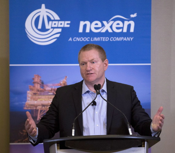 nexen energy rob bailey