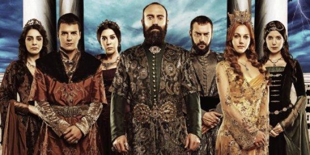 """La série télévisée turque """"Muhtesem Yuzyil"""""""