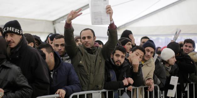 Unterbringung von Flüchtlingen: Berlin meldet ersten Millionen-Schaden