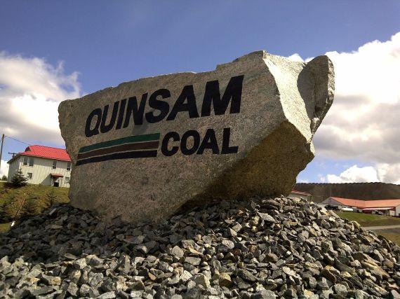 quinsam coal mine vancouver island