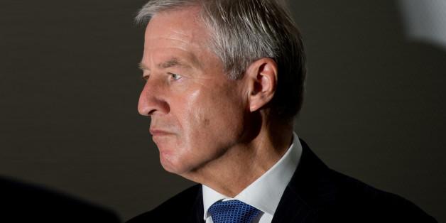 Der Ex-Co-Vorsitzende des Vorstands der Deutschen Bank, Jürgen Fitschen